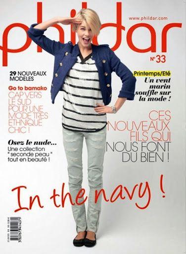 Phildar n°33 2013 - Les tricots de Loulou - Picasa Web Albums