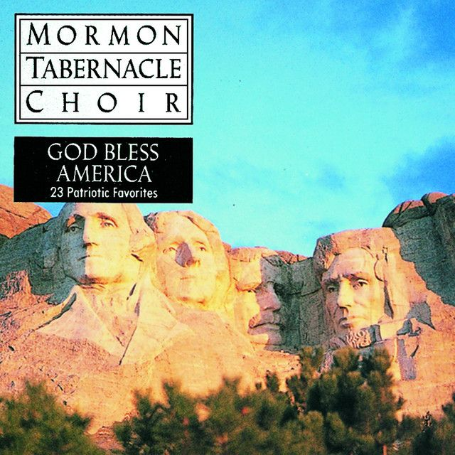 "Respectful Veterans' Day! If you'd like to listen to some patriotic music today, then here's the Mormon Tabernacle Choir's album ""God Bless America"" for those who may want to enjoy such music today. U. S. President Ronald Reagan was the first to dub them ""America's Choir"" because he loved how they sung the anthems of America."