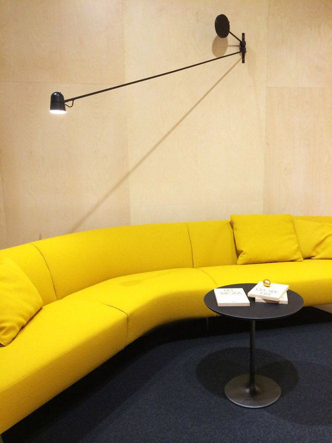loop sofa work life orgatec 2014 arper orgatec 2014 work life pinterest italian sofa. Black Bedroom Furniture Sets. Home Design Ideas