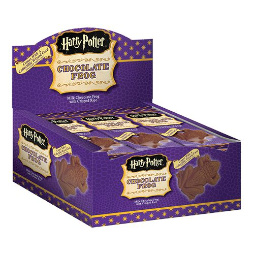 Jelly Belly Harry Potter Chocolate Frog .55 oz.