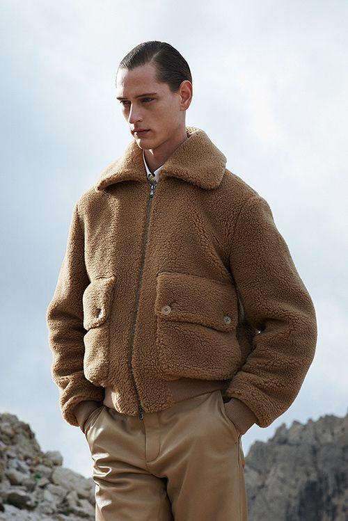 カルヴェン 2015-16年秋冬メンズコレクション - ロマンチックスタイルに80年代のエッセンスを | ニュース - ファッションプレス