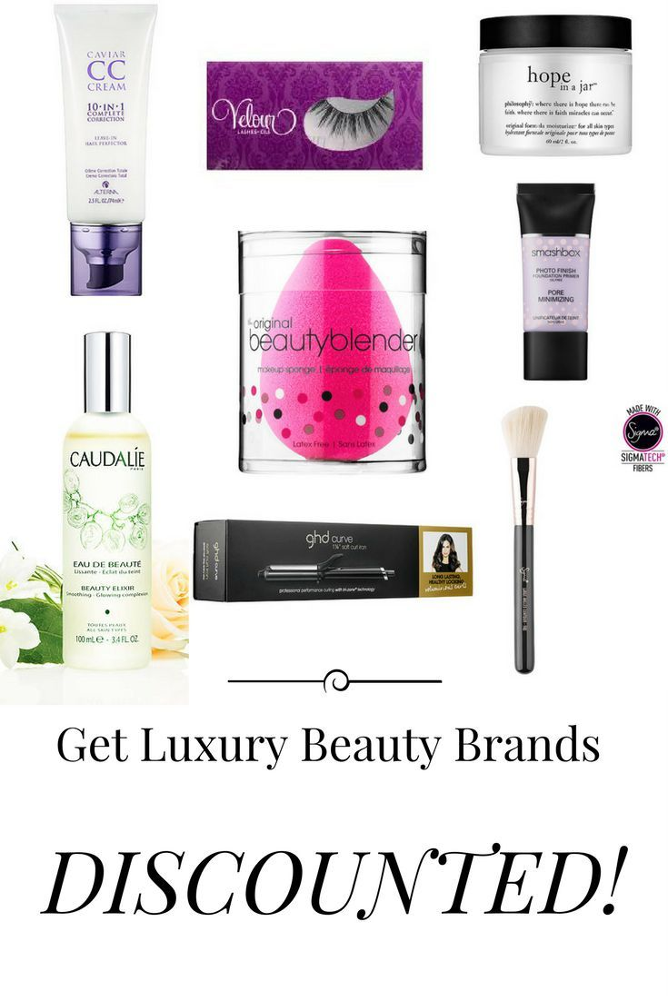 Luxury Beauty DISCOUNTED Just For Our Readers! Plus an EXCLUSIVE discount, beauty, products, best makeup, beauty tools, best makeup, buy cheap makeup, buy cheap beauty products, best hair, best beauty,