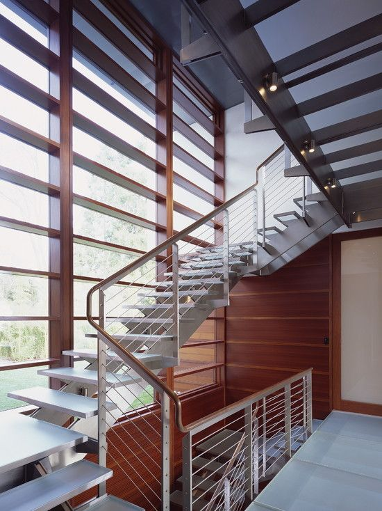 41 best my stairway to heaven images on pinterest - Limposante residence contemporaine de ehrlich architects ...