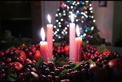 The Advent Candle | The Meaning of the Advent Candles — Faithful Provisions