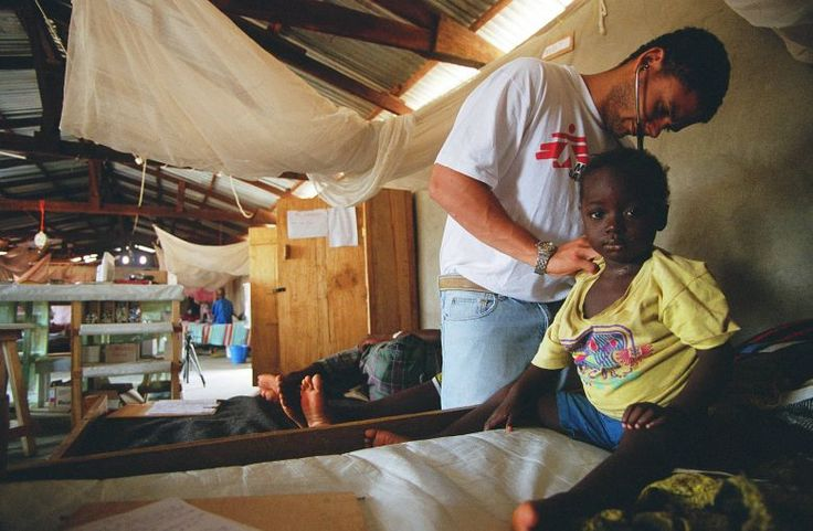 doctors without borders, travel jobs, healthcare jobs abroad, volunteer jobs abroad