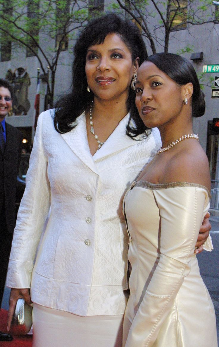 "Phylicia Rashad, left, and Keshia Knight Pulliam from the ""Cosby"
