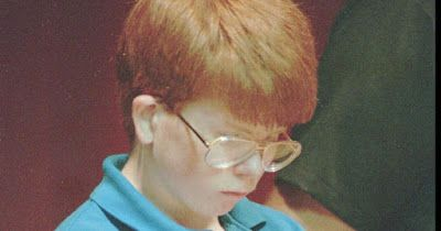 Eric Smith, 13 years old, killed a 4 years old
