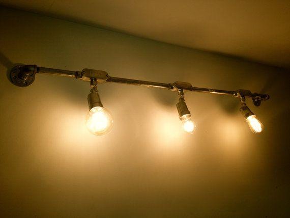Industrial Track Light Industrial Track Lighting steel pipe