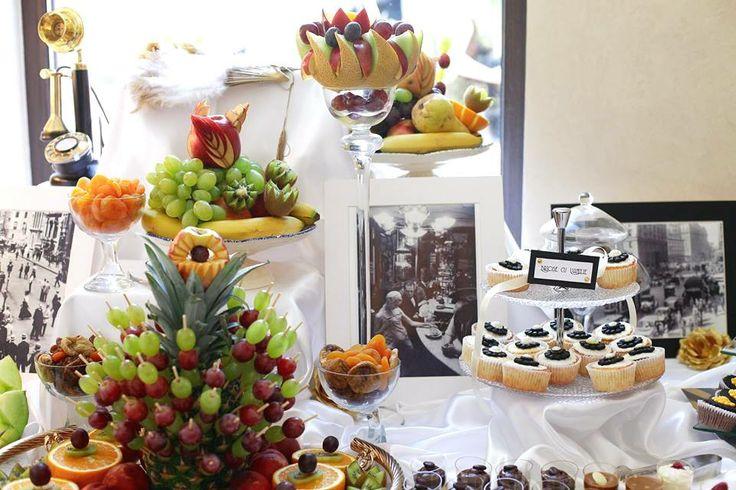 Gatsby fruit  candy bar  Photo: Szasz Csilla