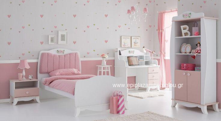 Παιδικό Δωμάτιο Rosa