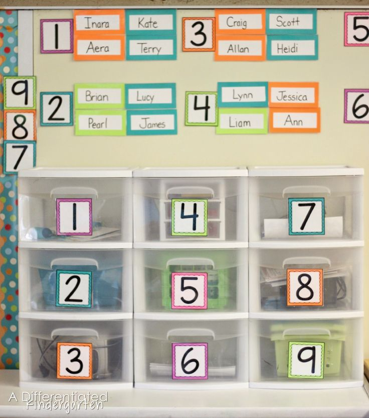 A Differentiated Kindergarten: #Colorizeyourclassroom with Astrobrights, A Freebie and a Giveaway from A Differentiated Kindergarten - Includes ideas on how to differentiate math stations.
