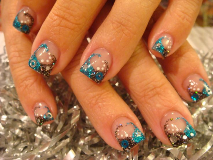 Acrylic Nails | crazy acrylic nails designs May a Nails Specialist Create a Good ...