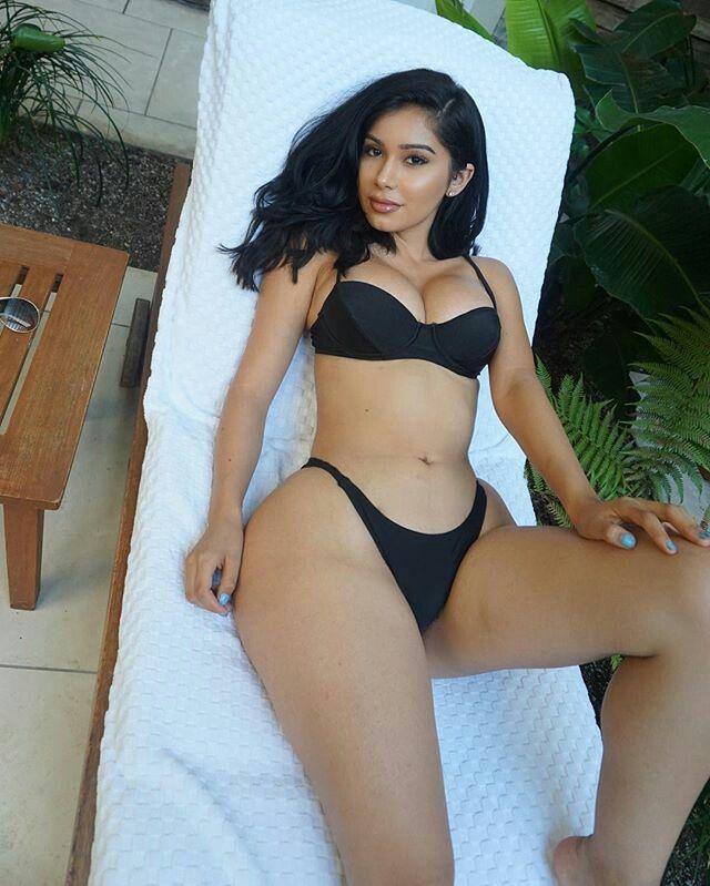 Phat Booty Latina Naked