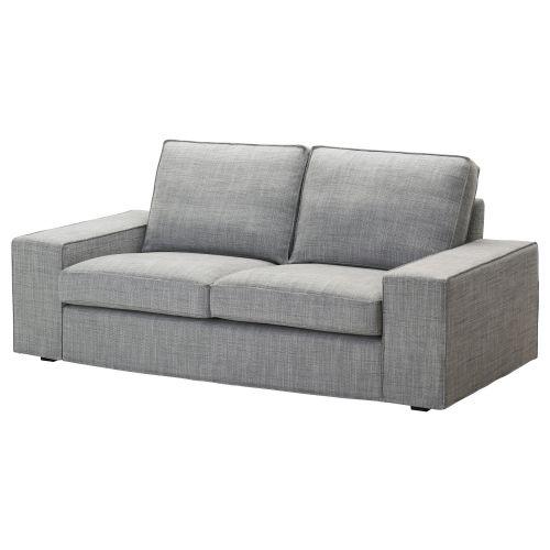 KIVIK es una serie de sofás muy amplios con un asiento profundo y mullido y un apoyo cómodo para la espalda