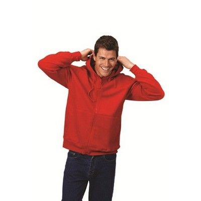 Promo Printed Hoodie Jacket Min 25 - 80/20 Cotton Poly, Parka Sleeve, Two Front Welt Pockets, Elastic Cuffs and Waistband, 310grm Fleece Fabric. #Hoodies #Sweatshirt #PromotionalProducts #LadiesHoodie #KidsHoodie #MensHoodie