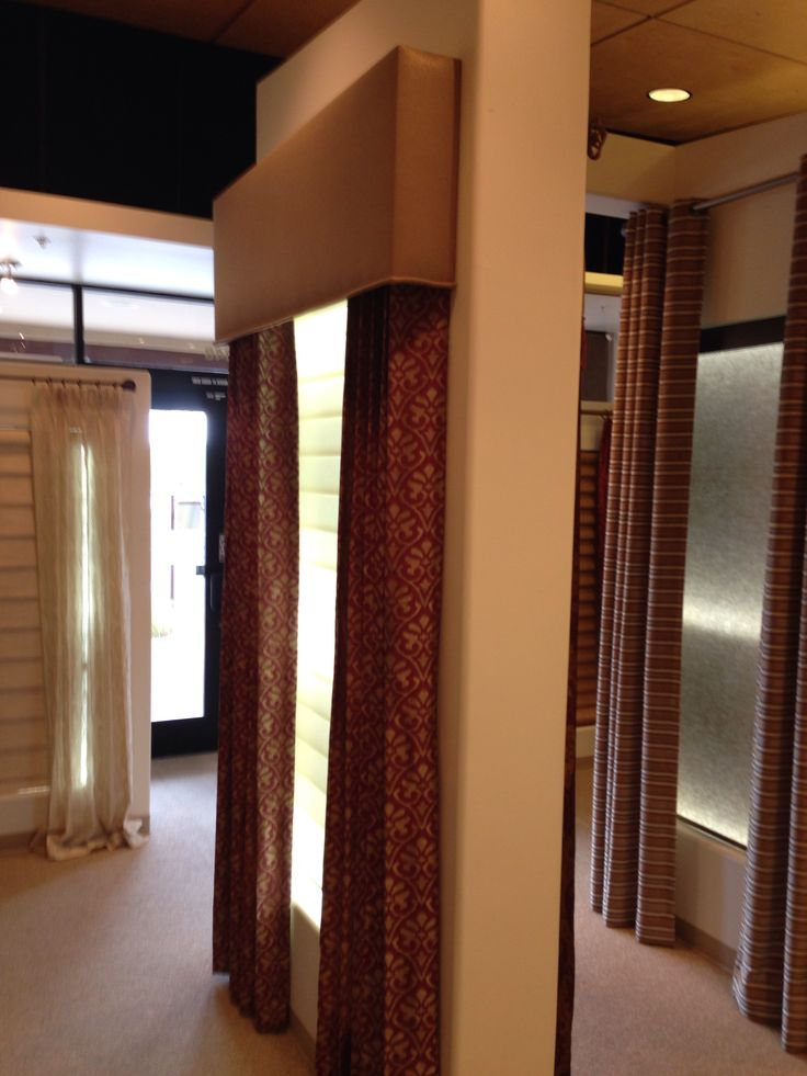 Arizona Blinds, Shutters, & Drapery - Scottsdale Showroom - 7000 E. Mayo Blvd., #1048, Scottsdale, Az 85054  New drapery panel samples, add a cornice to some beautiful side panels for more accent.