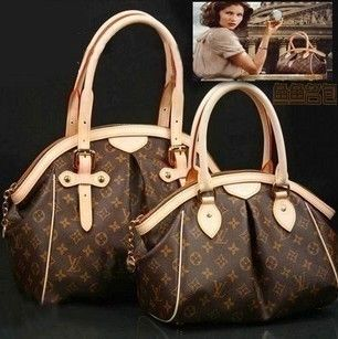 Louis Vuitton Monogram Canvas Tivoli Bags GM M40144