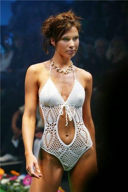 Crochetemoda: Body