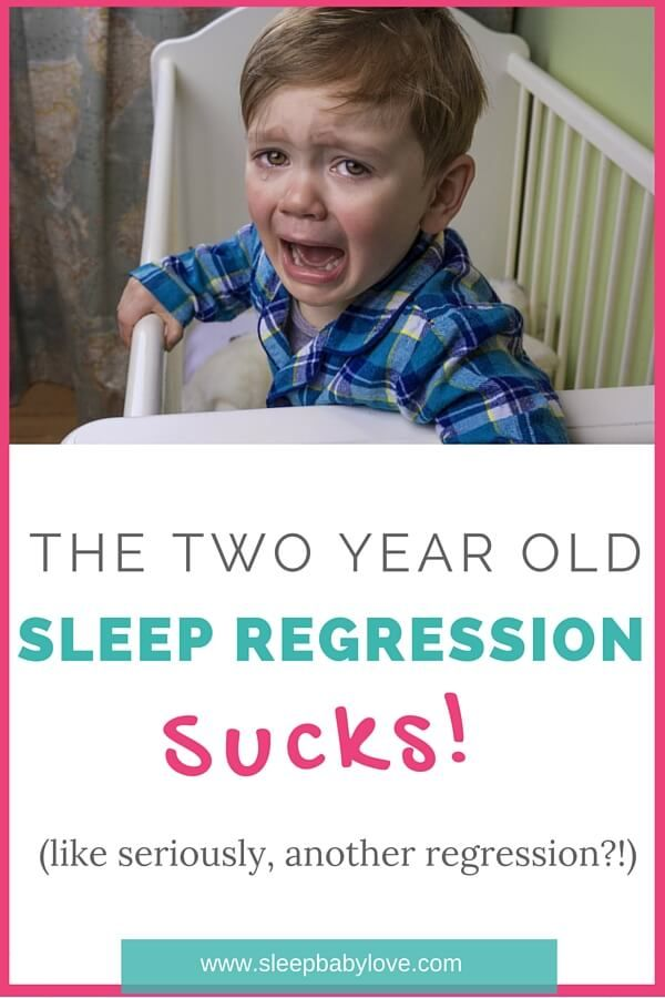 The 2 Year Old Sleep Regression Sucks! Just When You Think That Your Child's Sleep Is On Track, Nope, It's Not - Your 2 Year Old Stops Napping, Waking Up At Night, Starts Struggling And Things Are Not Good At All! CLICK HERE To Read More About The Two Year Old Sleep Regression!