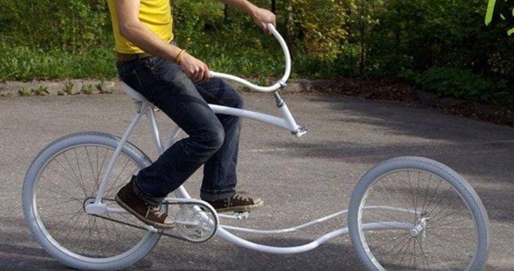 Las 8 bicicletas más raras del mundo… - Para Los Curiosos