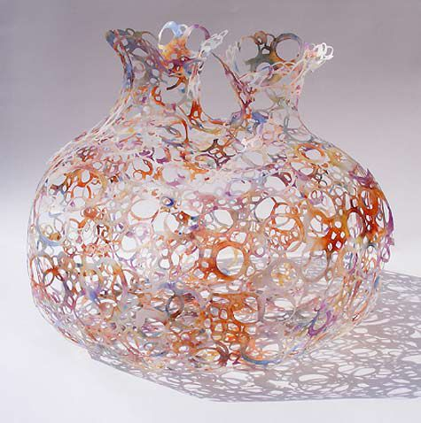 plastic bottles recycling ideas   Ethical Art – Bottles (plastic, glass and bottle tops)   Wire Moon
