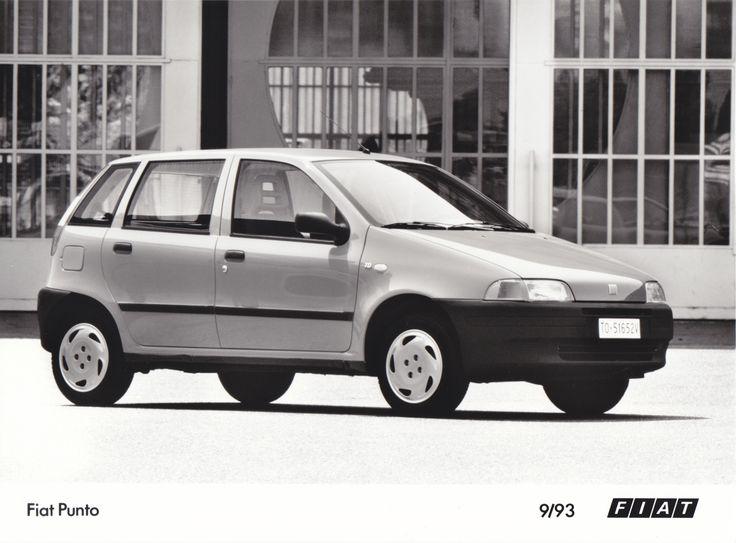 Fiat Punto (9/93)