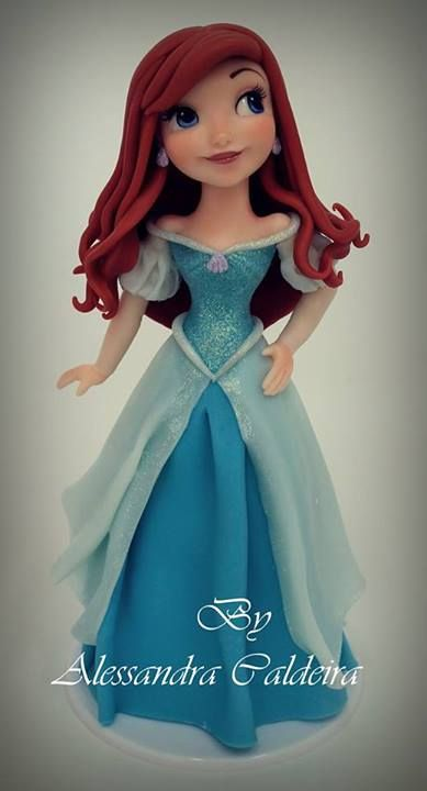 Little Mermaid Ariel figure