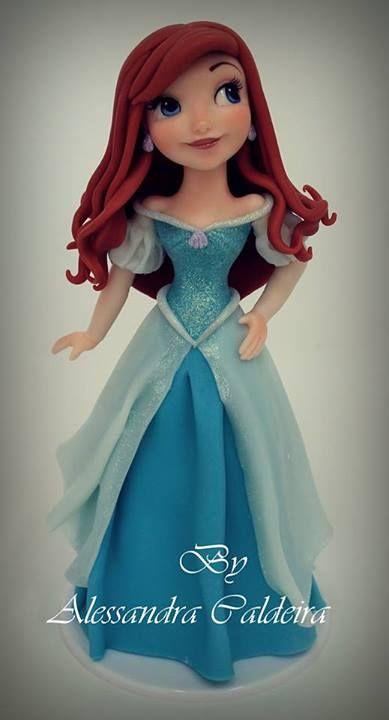Little Mermaid Ariel figure