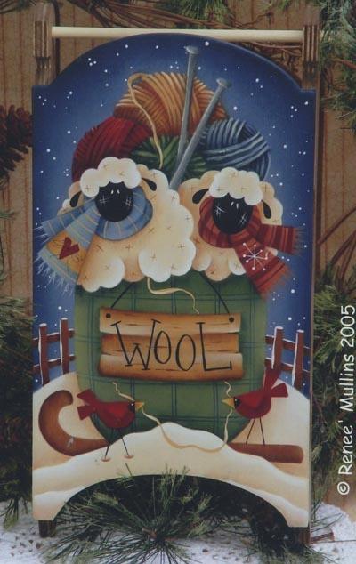 Wood Pattern ~ Wood Craft Pattern ~ Plum Purdy. http://www.patternhutch.com/wood_plum_purdy2.html