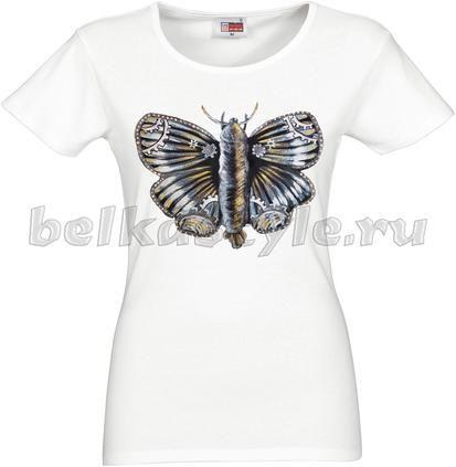 Стимпанк, steampunk, ручная роспись, ручная работа, авторские принты на заказ в интернет-магазине. #Стимпанк, #steampunk, #ручнаяроспись, #ручнаяработа, #авторскипринты #футболка #авторская #дизайнерская #крутая #стильная #модная #бабочка #мотылек #насекомое #оригинальная #заказ #хендмейд #tshirt #original #butterfly #print #draw #drawing #принт #женская #модные #вещи #мода #интересные