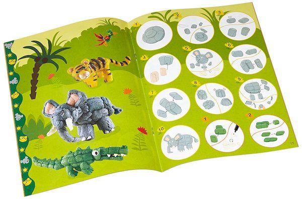 Foto libro de creación de animales