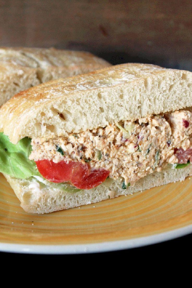 1367 best super sandwiches images on pinterest sandwich recipes greek chicken salad sandwich creole contessa nvjuhfo Choice Image