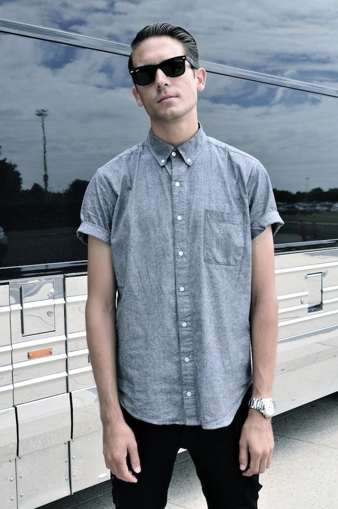 G eazy dress style shirts
