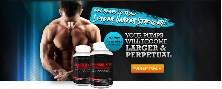Massive Testo  supplement helps in boosting stamina and energy to the body. Massive Testo Reviews  that this product will help the person to overcome from the problem of low testosterone level in the body. TO GET MORE INFO CLICK HERE http://www.healthsupplementhub.com/massive-testo-reviews/