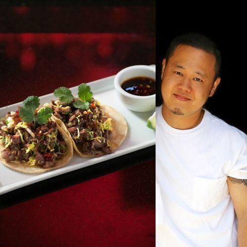 Chef Jet Tila's Charleston Tacos Recipe