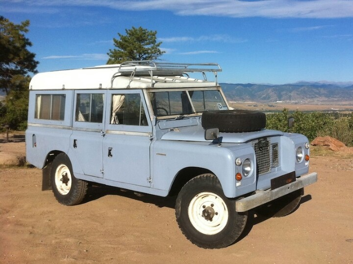 Land Rover Allentown >> Land Rover Series Dormobile by seriesparts | 14 Cars and ...