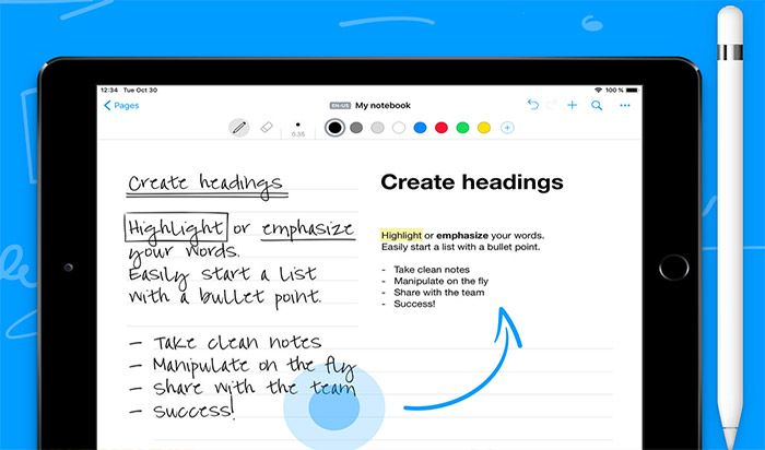 Best Apple Pencil Apps For Ipad In 2020 Ipad Pro Apps Apple Pencil Apps Ipad Pro