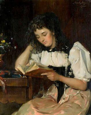 Auguste Baud-Bovy (1848-1899). Suizo.