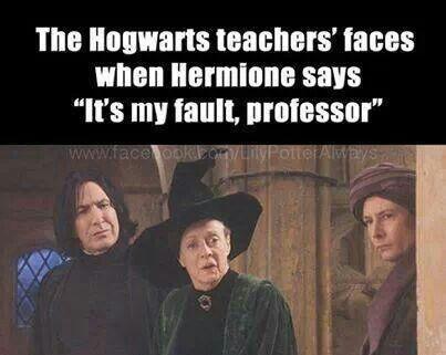 Haha Snape