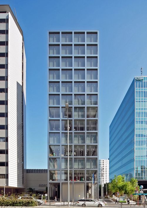 'Building'' by Yoshio Taniguchi