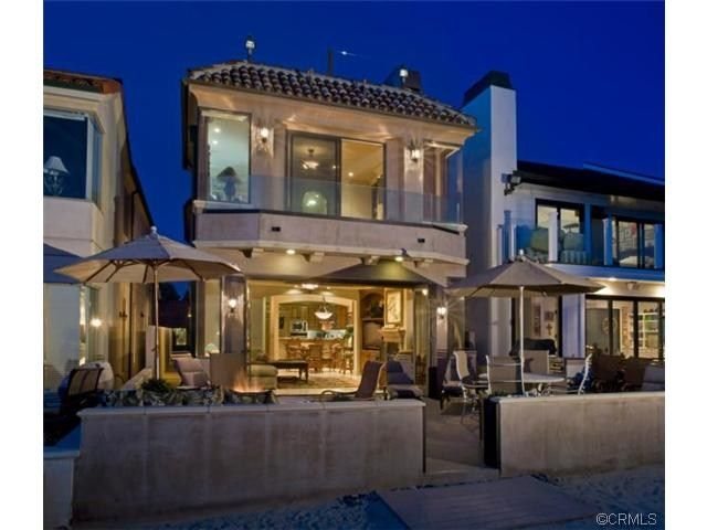 Pin By Ryan Reely On Newport Beach Homes For Pinterest Beachfront House And Home