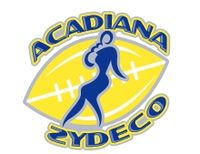 Acadiana Zydeco  (Opelousas, Louisiana ) Conf: American Div: South West #AcadianaZydeco #OpelousasLouisiana #WFA (L15225)