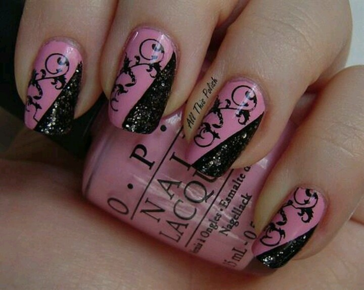 Mejores 59 imágenes de Nails en Pinterest | Diseños de uñas, Clavos ...