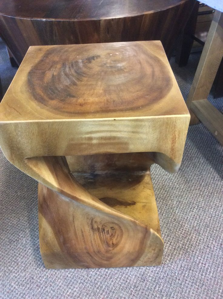 New Arrival! Teak Root Stools. All One-of-a-kind!