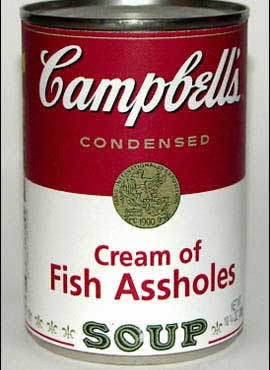 138 best weird can food images on pinterest gross food for Canned fish assholes