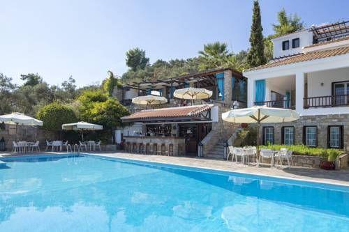 Aegean-suites-hotel, Skiathos Greece