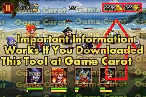 Heroes Charge Hack Unlimited Coins Gems