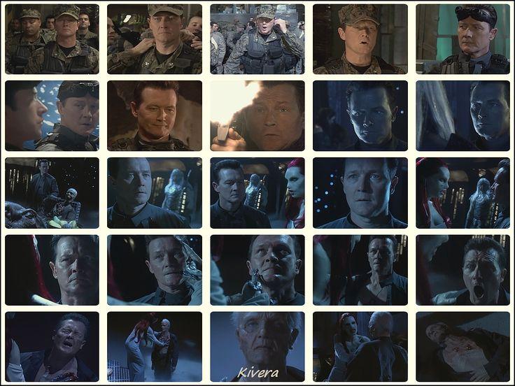 Stargate Atlantis - Robert Patrick as Colonel Marshall Sumner