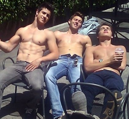 Will not Nude male wizards of waverly place