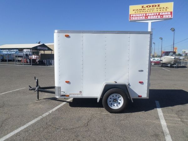 2017 Look Trailers ST Small Cargo Trailer 5x8 For Sale by Owner